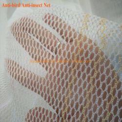 Plastic HDPE Netwerk die/Netto voor anti-Vogel/anti-Insect/Anti-Hail opleveren