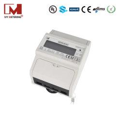 熱い販売法のInductiontypeの電気エネルギーメートルDINの柵のメートル