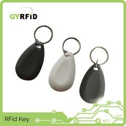 Tag RFID MIFARE Trousseau trousseau pour le contrôle des accès de sécurité (KEA13)