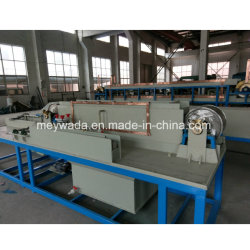 Máquina de arame de aço revestido de cobre do fio do CCS da linha de produção
