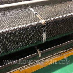 Tissu en fibre de carbone uniaxiale pour la construction de bateaux