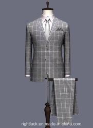 Ropa Facotry Bienvenido orden de prueba del popular en Europa Slim Fit hombre trajes
