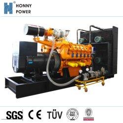 450kw/562.5kVA 고명한 석탄 가스 천연 가스 생물 가스 발전기 (HGGM563)