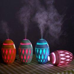 Nouvelle LED USB Mini diffuseur de parfum d'humidificateur humidificateurs d'air avec Aroma Diffuseur Lampe de l'Aromathérapie Mist Maker avec LED 320ml