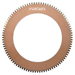 Fricwel Autoteil-Friktions-Platte für KOMATSU-Technik-Maschinerie (110-22-11332)
