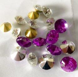 Accesorios de la zapata de Diamantes para la bolsa de la zapata de Rhinestones,