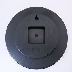 مكونات ساعة الحائط الغطاء الخلفي المعدني حركة الساعة 10 بوصات الحالة