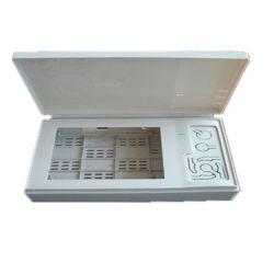 Вставьте пластиковую пресс-формы компоненты с возможностью горячей замены с холодными литниками системы пресс-формы