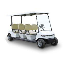 6 Pessoa Marcação Aprovar Electric carrinho de golfe Novo Modelo (DG C6-8)