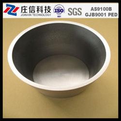La fábrica China de alta calidad para fundir platino crisoles de tungsteno