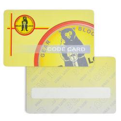 署名欄が付いている熱い販売法Em4100/Em4200無接触IDのスマートカード