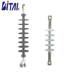 24 Kv suspension haute tension composite isolant électrique pour la ligne de frais généraux de haute tension