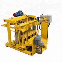 Qt40-3A konkrete Ziegeleimaschine, beweglicher konkreter hohler Block