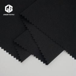Commerce de gros spandex polyester Tissu tricoté Ponte-De-Roms pour la tenue vestimentaire