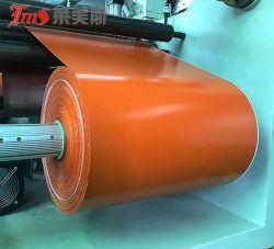 Isolation électrique Tissu enduit de caoutchouc de silicone