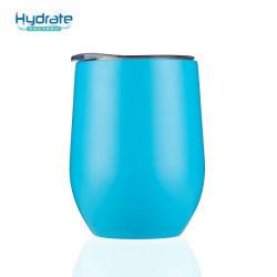 L'oeuf à double paroi en forme de fiole à vide d'isolement Tasse thermos bouteille d'eau