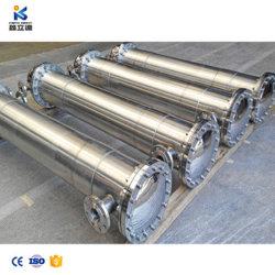 Personnalisé à l'eau à gaz industrielles haute pressions Shell et duplex de type de tube échangeur de chaleur et des radiateurs