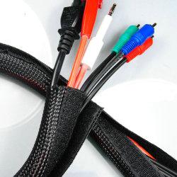 Funda de protección de cables con gancho bucle Bloque de terminales de cable