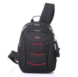 Цифровая плечо моды отдыхающим камера со сменной оптикой (фронтальной подушки безопасности для защиты грудной клетки Crossbody рюкзак CY5882)