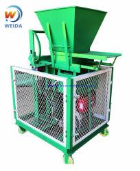 machine à briques hydraulique écologique Hby2-25 vibreur / machine à briques d'Interverrouillage de l'argile fabricant de briques de la machine
