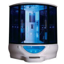 Prix de gros de haute qualité luxueux Jacuzzi Salle de douche à vapeur de fonction