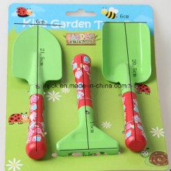 Jardín herramientas de mano de los niños conjunto de herramientas de jardín