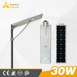 6m Pole l'énergie solaire l'enregistrement de la lumière LED système d'alimentation lampe solaire