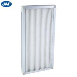 Низкая начальная сопротивление первичной эффективность вентиляции панели корпуса воздушного фильтра с золотым покрытием