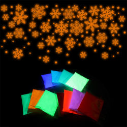 Halloween の祝祭党は暗闇の粉か光彩の顔料で光彩する 布印刷 / 樹脂 / 塗料 / 玩具 / プラスチック用