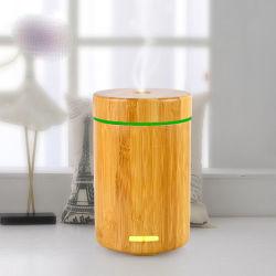 120 мл изменение цвета индикатора эфирного масла дерева ультразвуковой увлажнитель воздуха