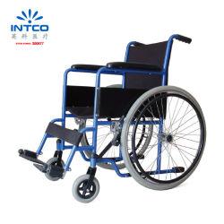 De economische HandRolstoel Yk9011 van het Staal voor Gehandicapte en Bejaarde Mensen