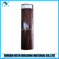 층계 에스컬레이터를 위한 실내 나무로 되는 PVC 손잡이지주