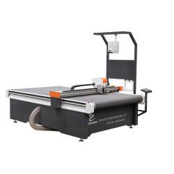 Schaumgummi-Vorstand des Aufkleber-PVC/Kt Acryl-CNC-Werbeunterlage-Ausschnitt-Plotter-Leder-Gewebe-Kleidungs-Pelz-Teppich-Matten-Scherblock-Dichtung, die Geräte herstellt