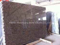 Lastra baltica del granito del Brown per la decorazione della costruzione