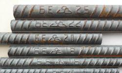 HRB335 HRB400 HRB500 Média-alta Ms Reinforance Deformada Lo-debar barra de aço para construção de força/Desligar