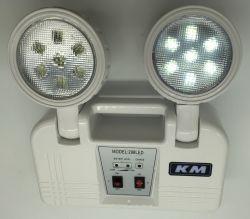 Alta qualidade levaram a poupança de energia 4 horas de duração Twinspot Emergência Light