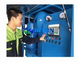 6,8 Па рабочей вакуумный степень Transfomer фильтрация масла оборудования