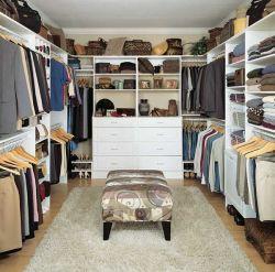Оптовая торговля индивидуальные современной деревянной спальня ходьбы в коммутационных шкафах