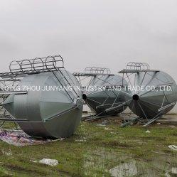Venta caliente de alimentación de aves de corral Anaqueles silo