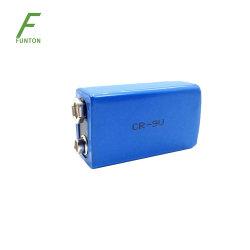CF502545 9V 1200mAh Batterie Li MNO2 Détecteur de fumée/GPS/batterie Frid