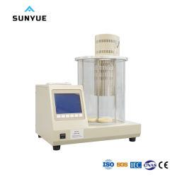 مقياس كثافة الزيت المنتجات البترولية اختبار أجهزة قياس الكثافة الجهاز