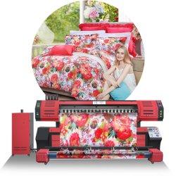 Textile numérique grand format impression en sublimation de la machine pour divers Home Textile