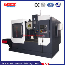 Centro di lavorazione per fresatura verticale CNC ad alta precisione Vmc1160