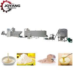 Edelstahl Instant Reis Haferflocken Mahlzeit Extruder Produktionslinie