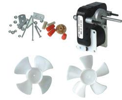 Motor van de Ventilator van de Condensator van de evaporator de Elektrische met Vervangstukken 670