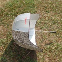 De adverterende High-End van de Druk van de Overdracht van de Paraplu van de Helm van de Paraplu van de Hoed van het Paleis van de Doek van de Buil van de Paraplu Thermische Paraplu's van de Douane