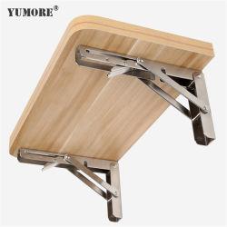 Монтироваться на стену Smile ортодонтические металлические соединения железа Aerox кронштейны для древесины складной полки кронштейна