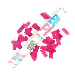 Boomwow 30cm 45COM 60cm 도매 Confetti 미끄러짐 성은 Confetti 대포를 제시한다