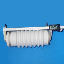 Al2O3 de l'alumine céramique métallisé Tubes d'onde de voyage pour les appareils électroniques