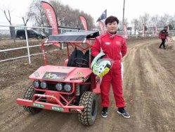 China 150cc filhos fora da estrada vá Karts, 2 lugares de mini-Buggy Go Kart, Mini-Buggy
